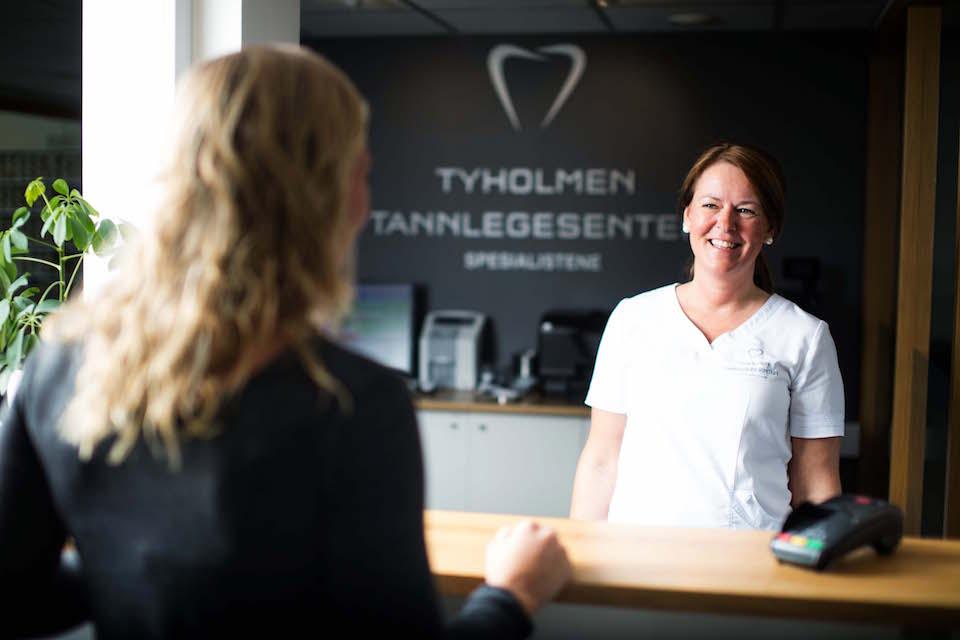 Tyholmen Tannlegesenter, Arendal